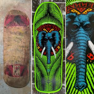Powell Peralta Mike Vallely elephant