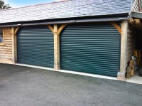 Compact Garage Door | Roller Garage Door | Roch Security