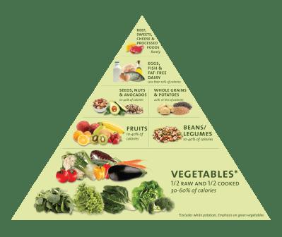 Dr Fuhrman S Food Pyramid