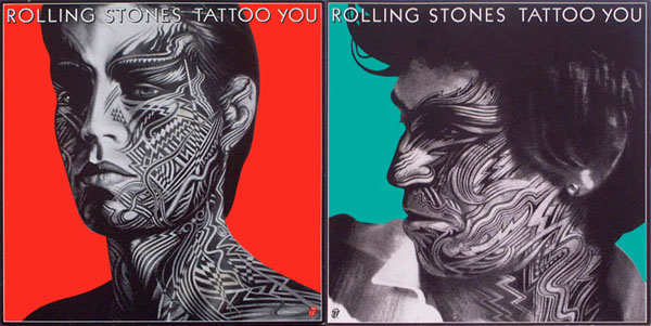 Girl With Tattoo Sleeves Wallpaper Vintage Original Music And Rock Posters For Sale