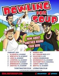 Rock Regeneration - News: Bowling For Soup Announce Return ...