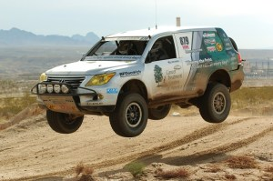 2010 01 JTGrey 300x199 Joe Bacal Survives First Corner Hit to Win Laughlin Desert Challenge