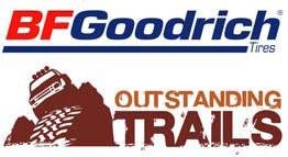2010 04 BFG OutstandingTrails BFGoodrich Tires Announces Five Outstanding Trails for 2010