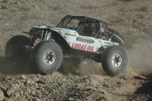 2011 02 FigspeedKOH1 300x199 Les Figueora Drags to the Finish Line of the 2011 King of the Hammers