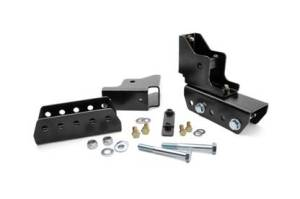 image001 300x199 Optimum Articulation   Fine Tune Your Jeep XJ with Rough Countrys Shackle Relocation Kit