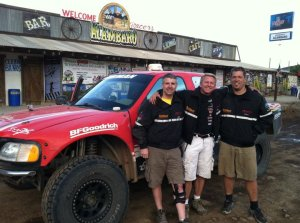 NormanMotorsportsBaja500 300x223 Roger Norman Puts in Quality Pre Run Time for 2011 Baja 500