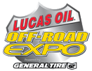 Logo General Tire joins the Lucas Oil Off Road Expo® as Presenting Sponsor