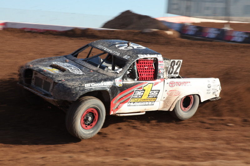 BrandtAZFirebird21 Chris Brandt Podiums for Big Winnings at Final Lucas Oil Off Road Race and Challenge Cup Race