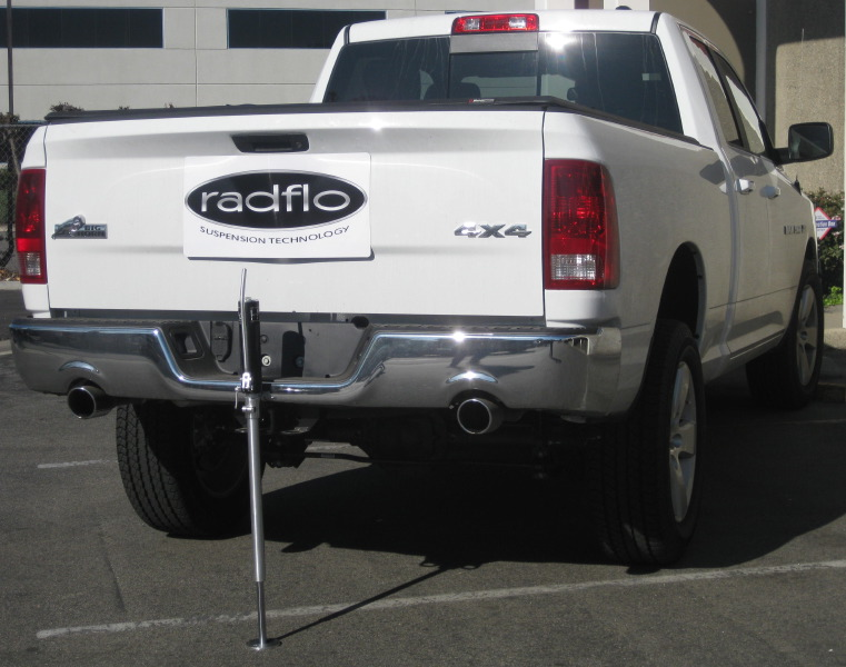 Dodge Jack Radflo Hydra Jac Specifically Designed for Off Road Enthusiast