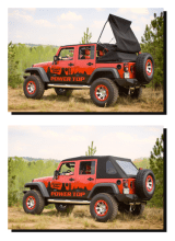 image003 160x220 RUGGED RIDGE POWERTOP™ FOR JEEP WRANGLER OFFERS OWNERS NEW LEVEL OF CONVENIENCE