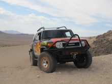 IMG 3685 220x165 TRAIL GEAR EXPANDS ROCK DEFENSE™ LINE TO INCLUDE COMPLETE ARMOR FOR FJ CRUISERS