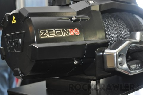 Warn Zeon8S winch