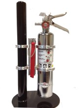 ORS FE1 165x220 New Quick Release Extinguisher Mount Ideal For Off Road, Boats, Street Machines and Emergency Vehicles