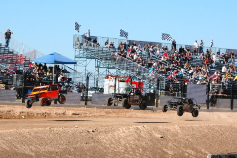 Arizona Regional 1 480x319 Arizona Short Course Lucas Oil Regional Off Road Series Drew Large Group of Racers and Spectators