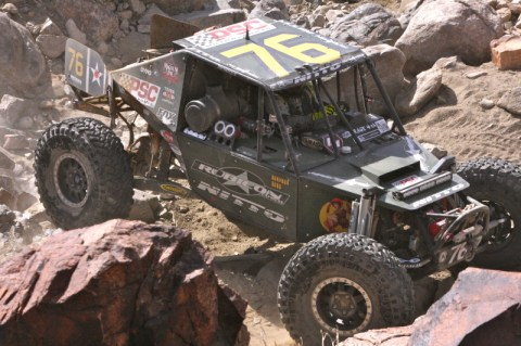 Jason Scherer KOH 2013 2 480x319 Jason Scherer Man Powers Every Rock Trail Twice at 2013 King of the Hammers