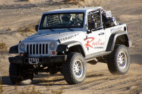 Mulkey Raceline KOH 2 480x318 Raceline Wheels at Every Turn of 2013 King of the Hammers