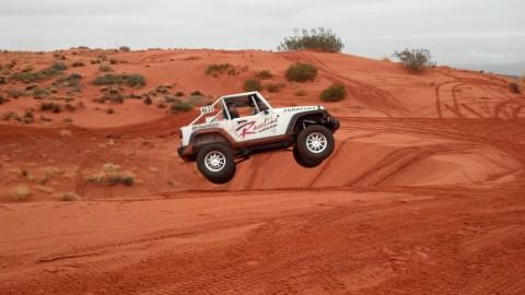 Raceline Teraflex jeep koh