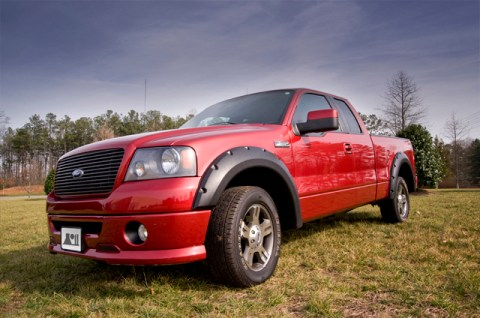 Rugged Ridge All Terrain Fender Flares Ford F150 81630.03 480x318 RUGGED RIDGE EXPANDS LINE OF ALL TERRAIN FENDER FLARES