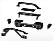 image007 220x169 RUGGED RIDGE DEVELOPS ALL TERRAIN MODULAR STEEL BUMPER SYSTEM FOR '07 '13 JEEP JK WRANGLER