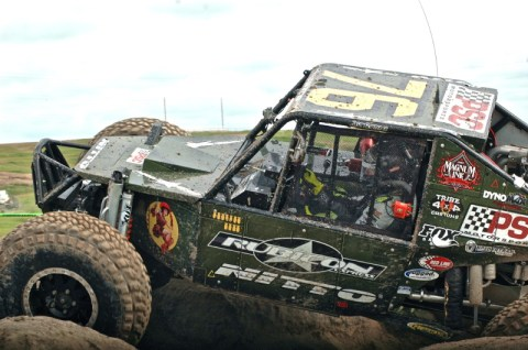 Jason Scherer Stampede 1 480x318 Jason Scherer WINS Ultra4 Stampede Race at Home Track in Sacramento