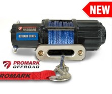 5000 Outback Winch 220x184 ProMark Offroad Introduces New 5000 lb UTV Winch
