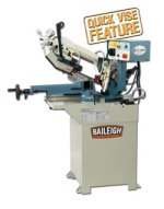 BS 210M Baileigh Industrial® – The Band Saw Source