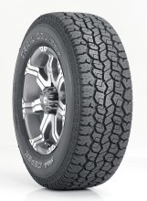 Trail Country DC7 13 161x220 DICK CEPEK® TIRES & WHEELS INTRODUCES NEW TRAIL COUNTRY RADIAL IN 26 POPULAR SIZES