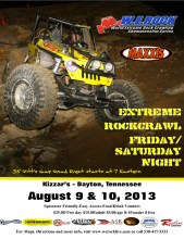 WE Rock 8.9 169x220 W.E. Rock Professional Rock Crawling Eastern Final this Weekend in Dayton, TN