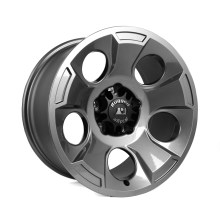 Rugged Ridge Drakon Wheels Gun Metal 220x220 RUGGED RIDGE ANNOUNCES NEW DRAKON ALLOY WHEELS FOR '07 '13 JEEP® JK WRANGLER