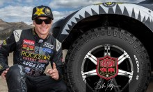Deegan 38 A1 Image 220x133 MICKEY THOMPSON PERFORMANCE TIRES & WHEELS HOSTS BRIAN DEEGAN TO INTRODUCE THE NEW DEEGAN 38 TIRE DURING 2013 SEMA SHOW MEDIA CONFERENCE