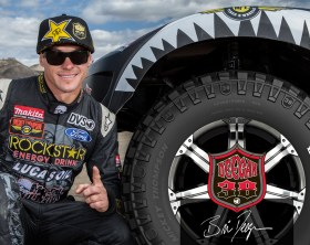Mickey Thompson - Brian Deegan - Deegan 38