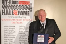 Larry Bergquist Representative 220x146 Off Road Motorsports Hall of Fame Honors Five New Inductees