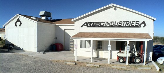 Artec Ind - New Location