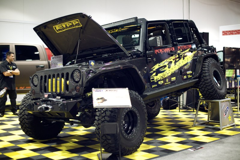 sema2013offroad 19 800x533 SEMA 2013: 40 Awesome Off Road Vehicles