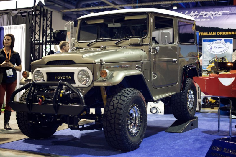 sema2013offroad 22 800x533 SEMA 2013: 40 Awesome Off Road Vehicles