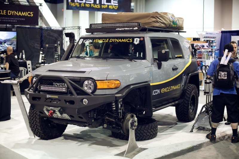 sema2013offroad 26 800x533 SEMA 2013: 40 Awesome Off Road Vehicles