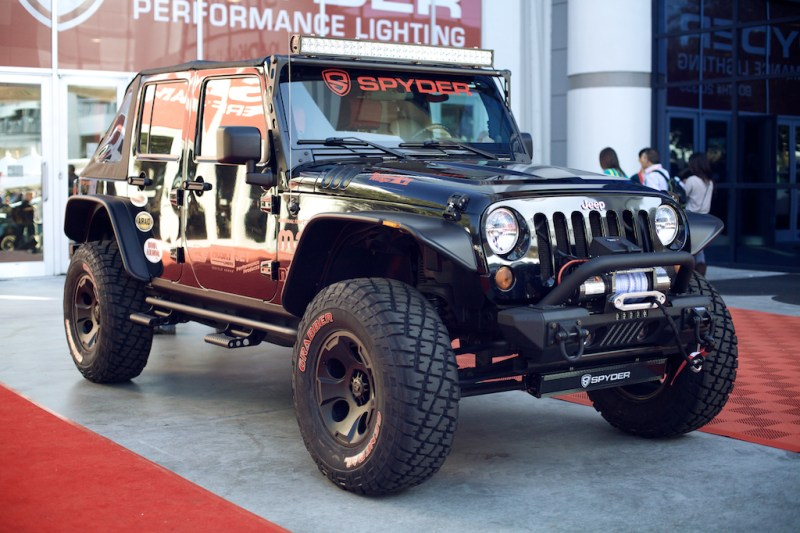 sema2013offroad 27 800x533 SEMA 2013: 40 Awesome Off Road Vehicles