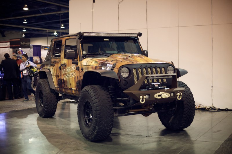 sema2013offroad 31 800x533 SEMA 2013: 40 Awesome Off Road Vehicles