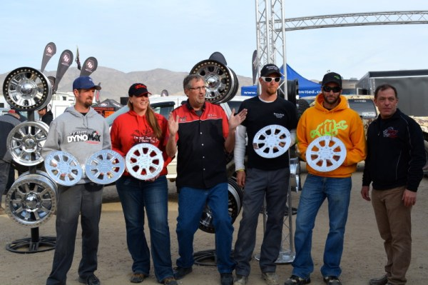 Backdoor Shootout Awards Raceline 600x399 Raceline Wheels King of the Hammers A Week of Successes