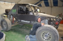 Chicky Barton - King of the Hammers