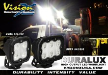 VisionX DuraLux 220x153 Doing Work with Vision X Lightings Duralux LED Series Lights