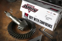 Alloy USA Ring & Pinion Set for Jeep JK Wrangler