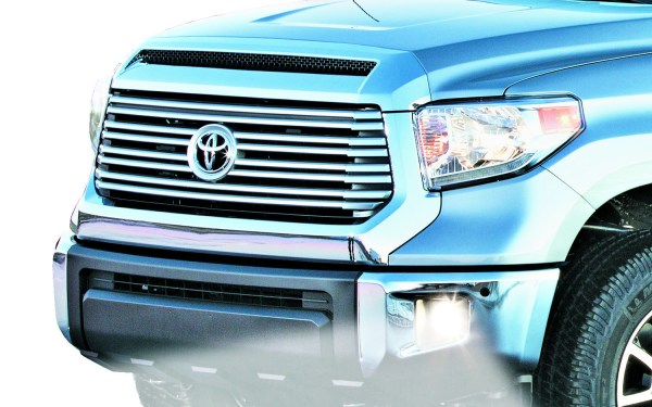 5360 600x375 PIAA INTRODUCES LED REPLACEMENT LIGHT KITS FOR TOYOTA TUNDRA; LAMPS MOUNT IN OE BUMPER LOCATION