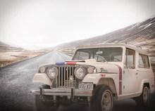 1971 Hurst Jeepster Commando Omix ADA 220x158 OMIX ADA BRINGS SEVEN UNIQUE JEEPS TO THE OFF ROAD SUCCESS CENTER AT THE 2014 SEMA SHOW