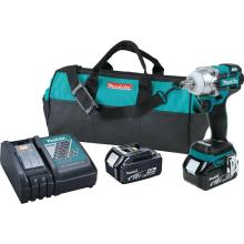 Makita XWT02M Kit 220x220 MAKITA RELEASES NEW 18V LXT BRUSHLESS 3 SPEED IMPACT WRENCH WITH 4.0AH BATTERY
