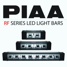 piaa RF series LED group 220x220 PIAA ANNOUNCES IMMEDIATE AVAILABILITY OF NEW RF SERIES LED LIGHT BARS