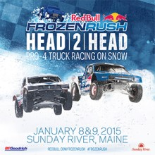 FrozenRush2015 300x300 220x220 WORLD'S ONLY PRO 4 OFF ROAD TRUCK RACE ON SNOW RETURNS TO SUNDAY RIVER SKI RESORT IN 2015