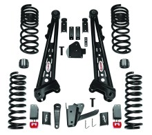 Rancho Ram2500 RS66453B CMYK 220x196 New Rancho(R) 2014 Dodge Ram 2500 Diesel Competition Radius Arm Suspension System Passes Federal Rollover Safety Test