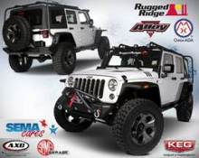 unnamed 220x175 OMIX ADA'S OFFROAD SUCCESS CENTER HOSTS TWO SPECIAL JEEPS AT 2014 SEMA SHOW