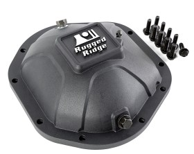 Rugged Ridge Boulder Aluminum Differential Cover (High Res)
